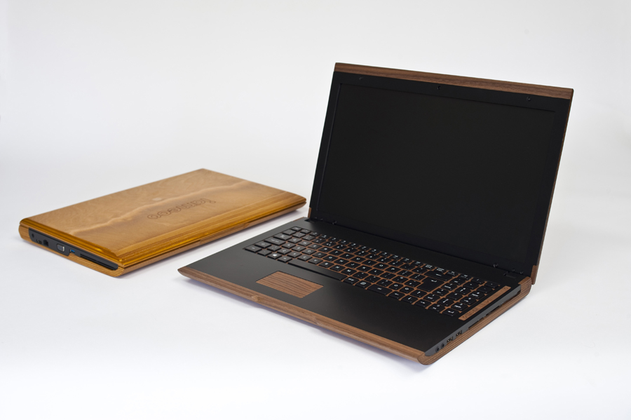 I Am ECO laptop Photo by Kevin Mcfeely